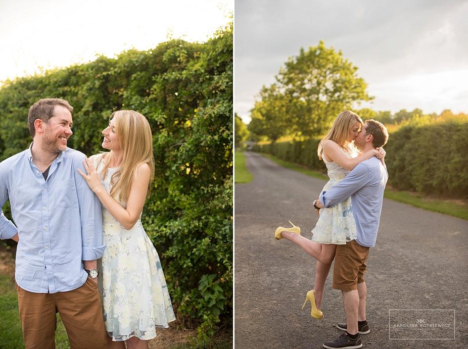 014_Melrose Engagement photo session