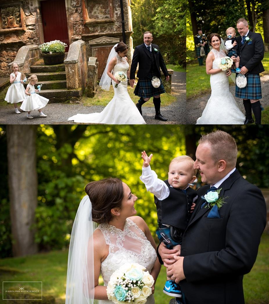 017_Glencorse House Wedding Photos