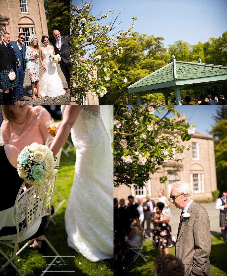 024_Glencorse House Wedding Photos