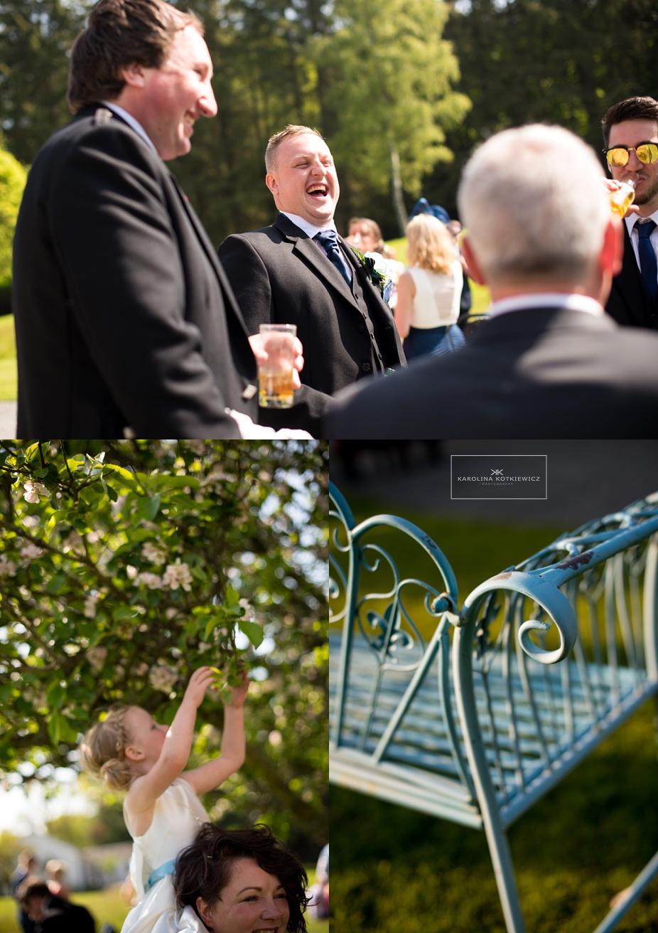 025_Glencorse House Wedding Photos
