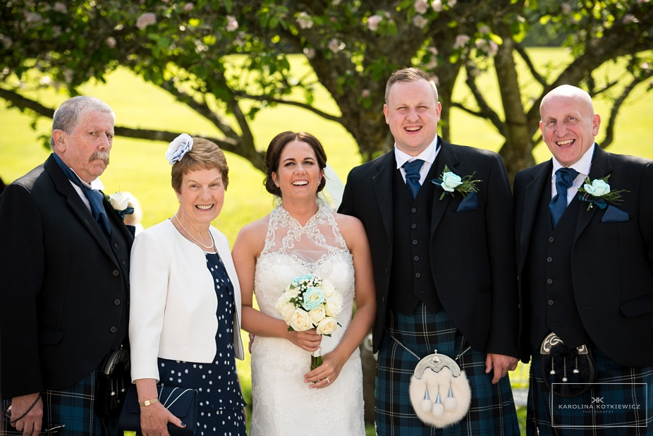 028_Glencorse House Wedding Photos