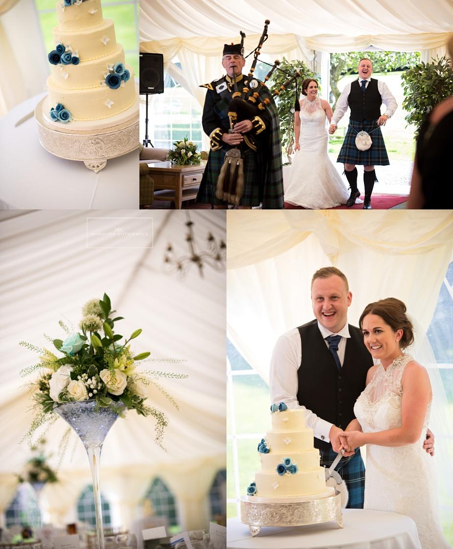 030_Glencorse House Wedding Photos