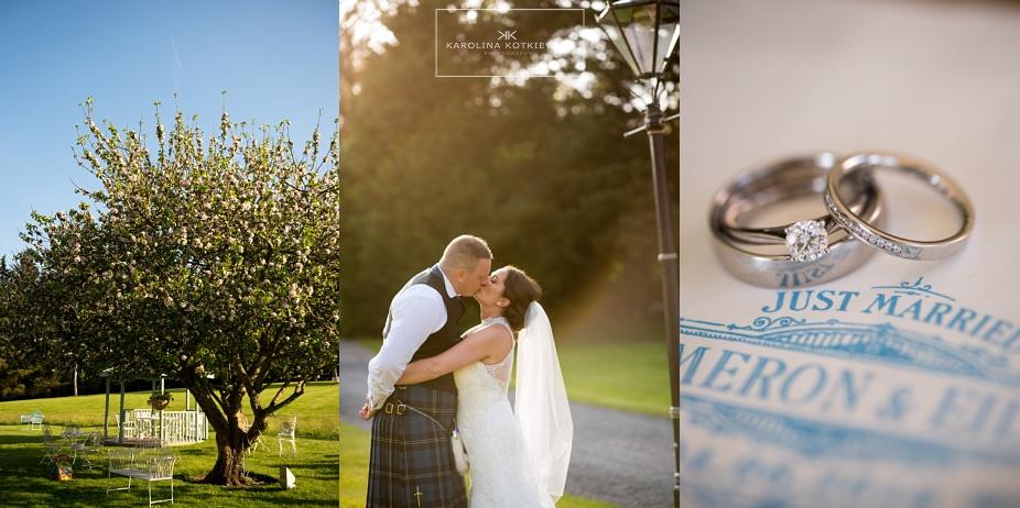 033_Glencorse House Wedding Photos