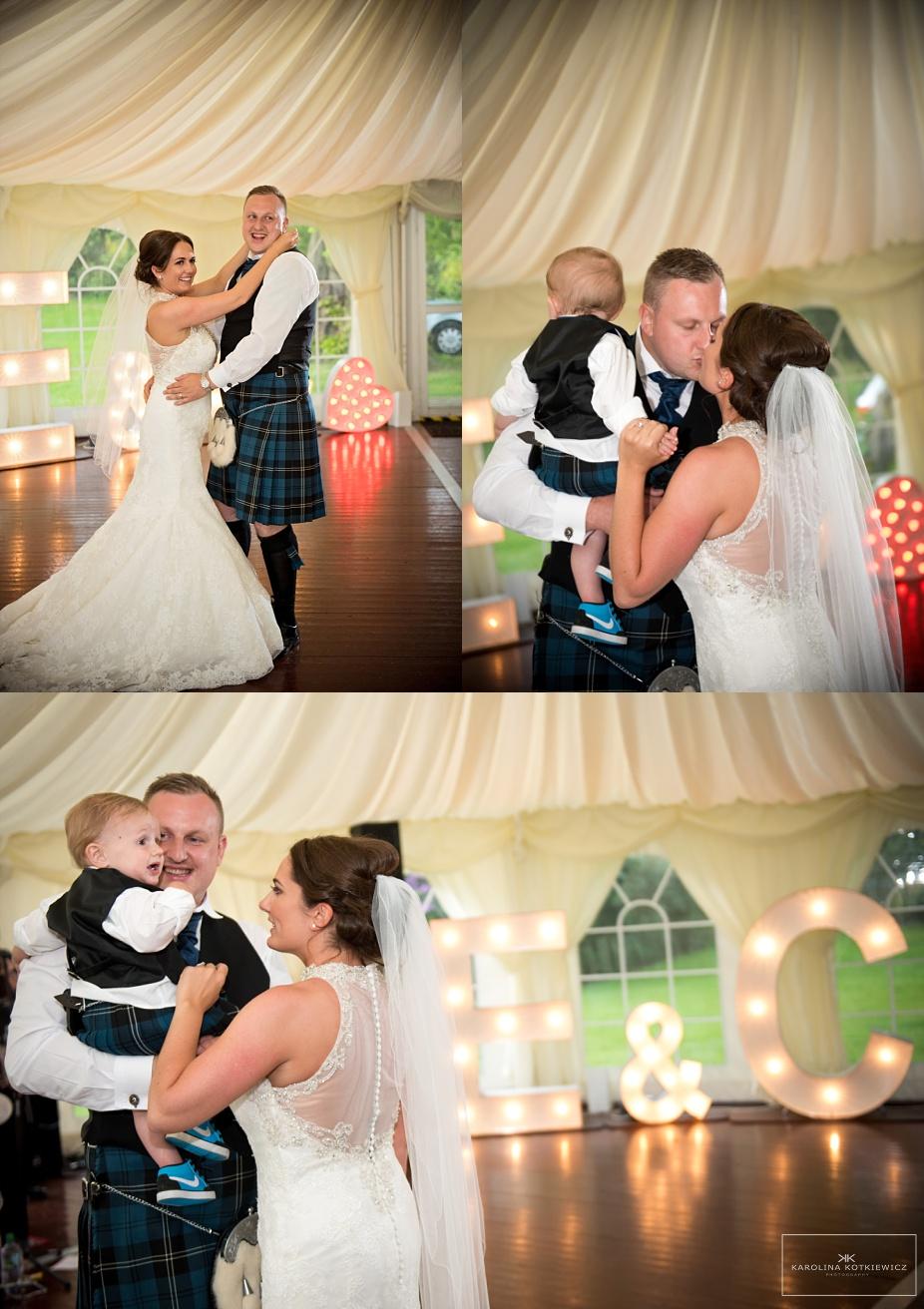036_Glencorse House Wedding Photos