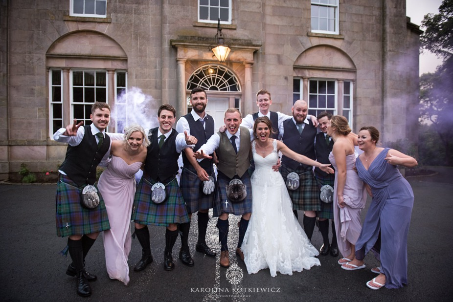 Glencorse House Wedding (94)