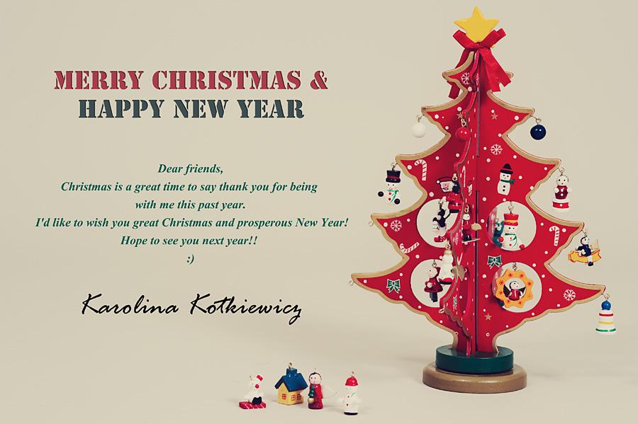 Merry Xmas & Happy New Year!!!
