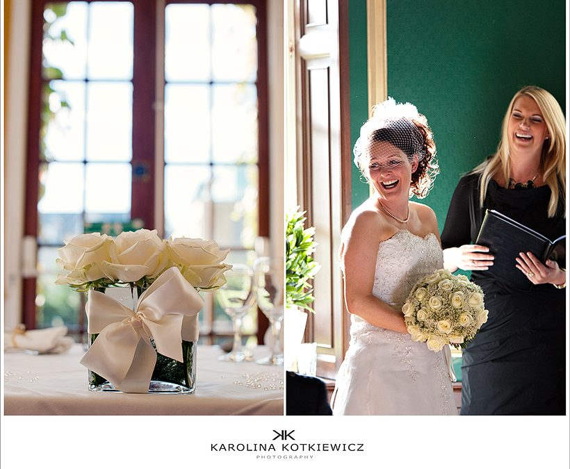 Ellersly House Hotel Wedding, Edinburgh : Nicola and Jason