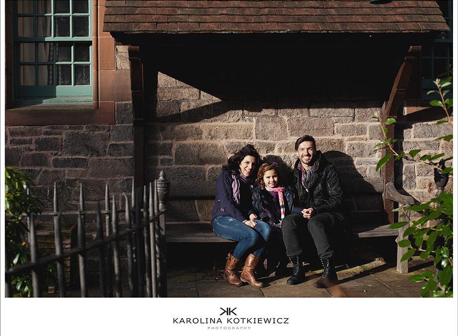 Spanish Family photo session