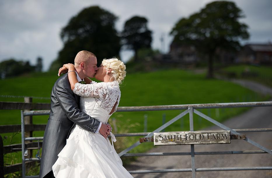 Wedding sneak peek: Jodie + Paul, Manchester