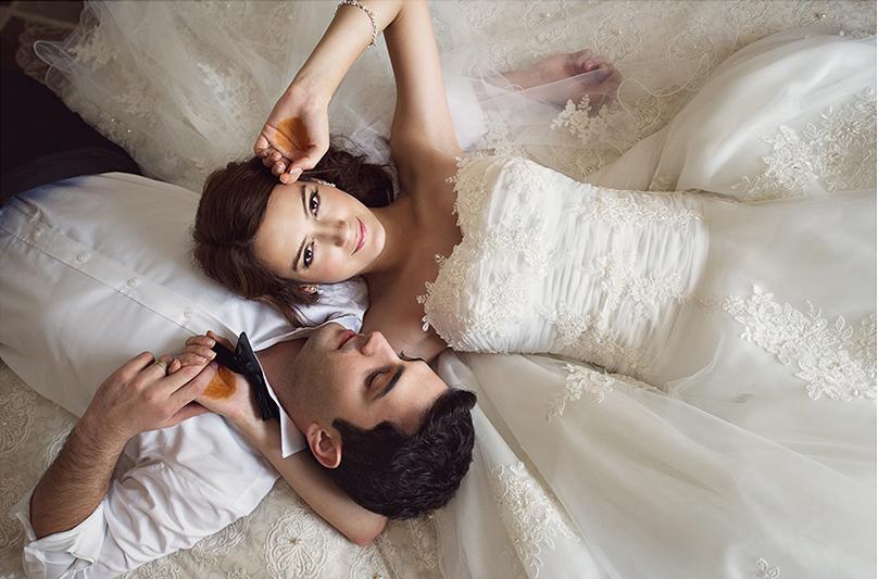 Wedding sneak peek: Kader + Dogukan, Istanbul – Turkey