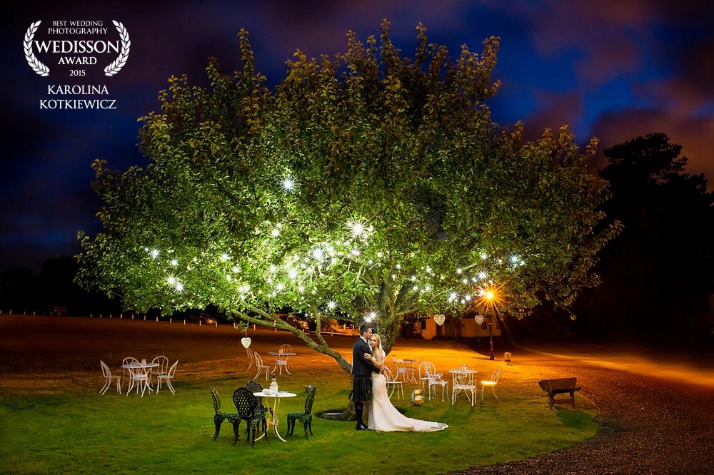 Best wedding photographer 2015 award!