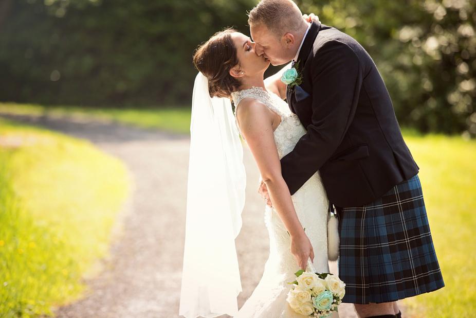 Glencorse House wedding – Scotland