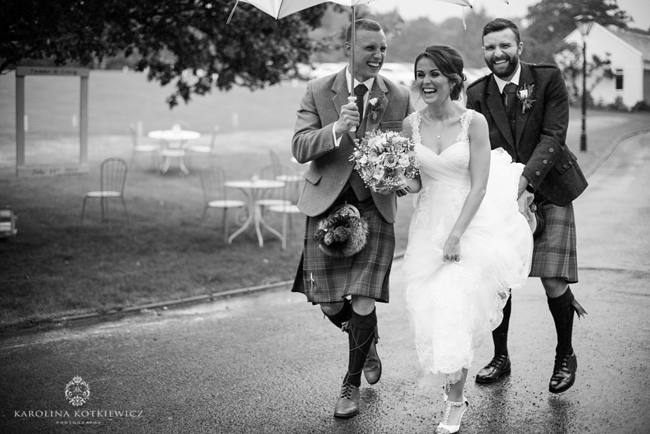 Glencorse House Wedding | Tamar + Craig