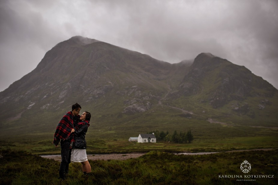 Glencoe – Save The Date | Denise + Perry