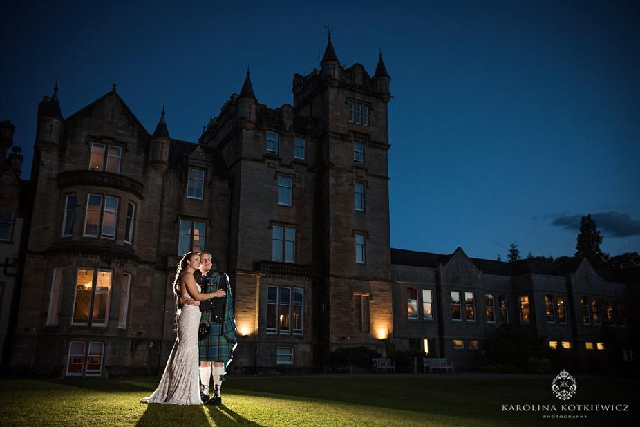 Cameron House Wedding | Ailsa + Daniel
