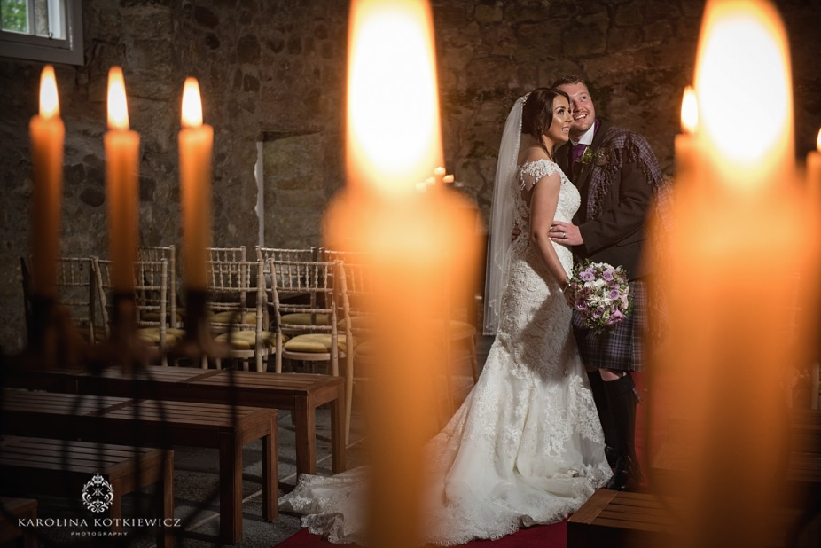 Glencorse house wedding – Lynsay and Stuart