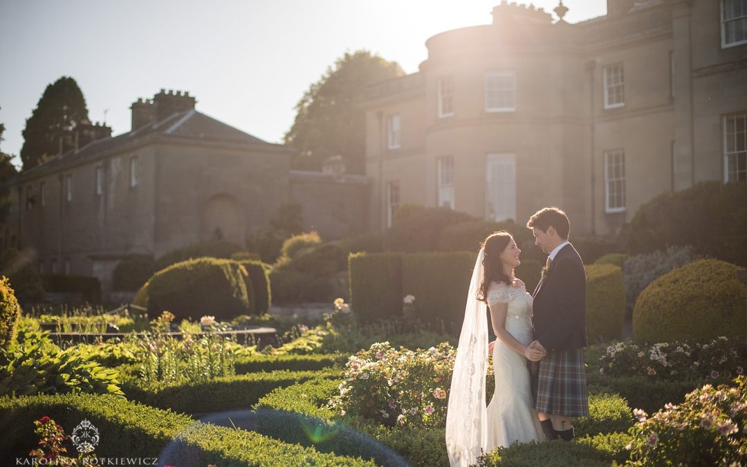 Manderston House Wedding – Alexandra & Matt