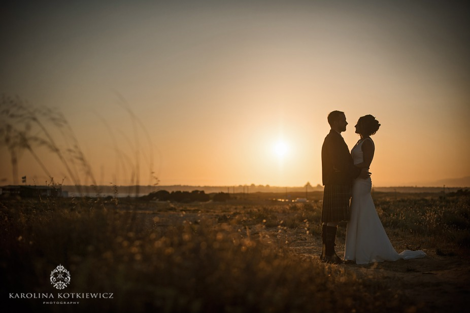 Faro wedding of Sakina & Richard