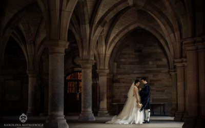 Crossbasket Castle Wedding of Ursula & Chris