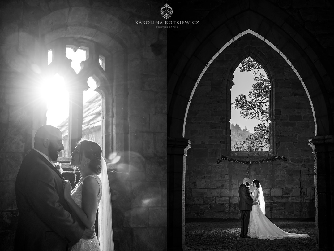 Dunglass Estate wedding