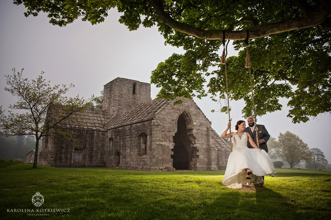 Intimate Dunglass Estate wedding