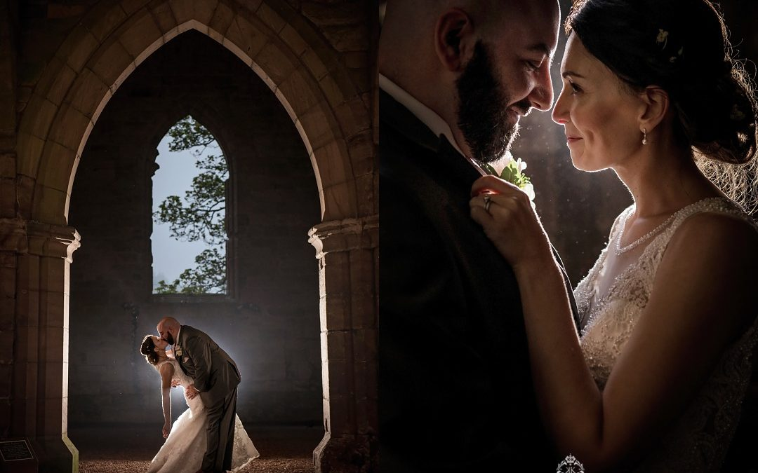 Intimate Dunglass Estate wedding | Chris & Heather