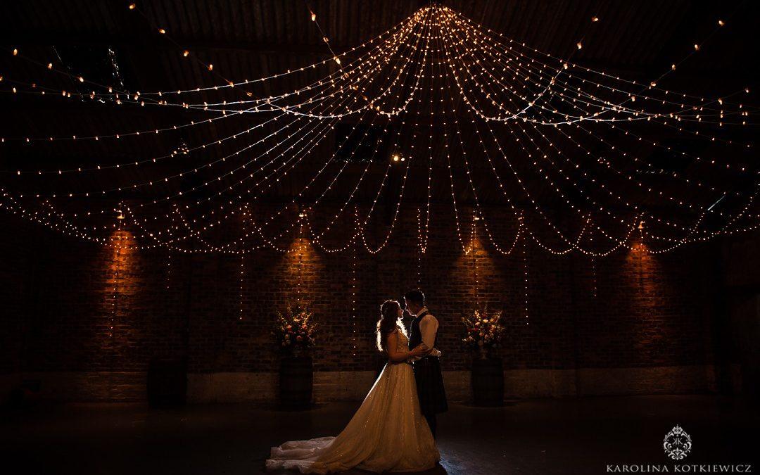 Kinkell Byre Wedding | Louise & Barry