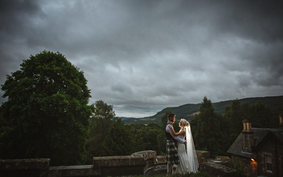 Susanne & Grant | Atholl Palace wedding