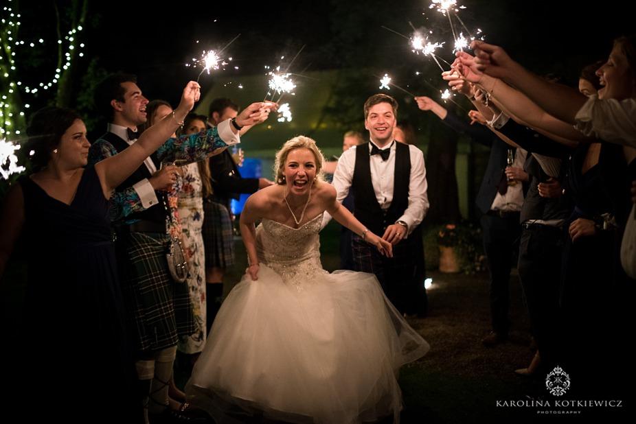 Myres Castle wedding –  Eilidh & Ben